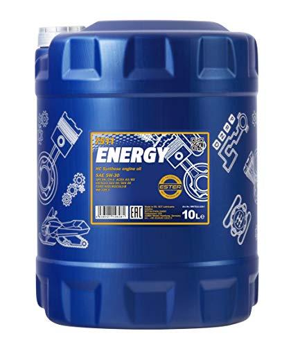 MANNOL 1 x 10L Energy 5W-30 Motorenöl HC-Synthese