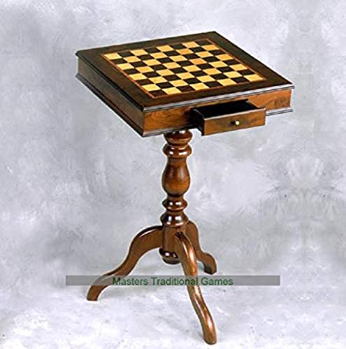 Giglio 40cm Square Chess Table (36mm squares)