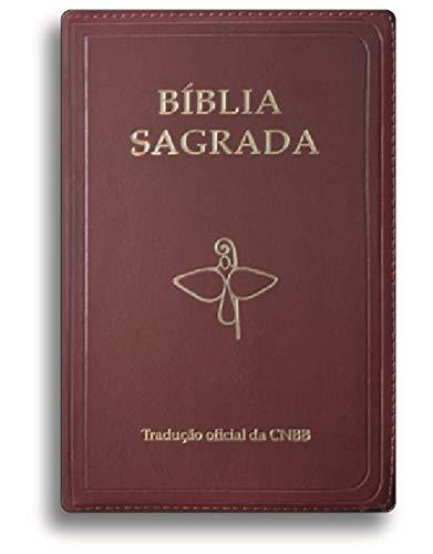 Bíblia Sagrada Capa Com Zíper - Tradução Oficial