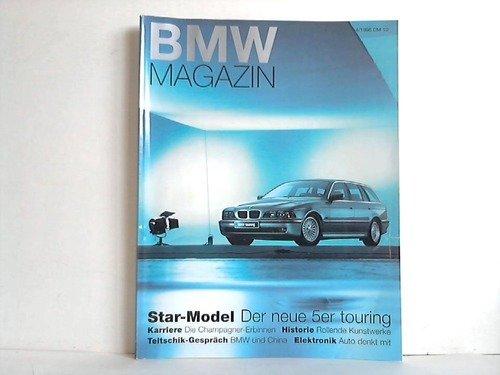 BMW Magazin; Nr. 4/1996: Star-Model. Der neue 5er touring