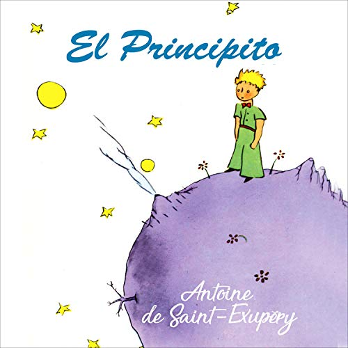 Couverture de El Principito [The Little Prince]
