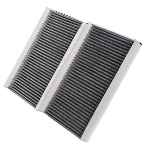 Filtro de carbón activado para el interior del coche para 5 E60 E61 6 E63 E64
