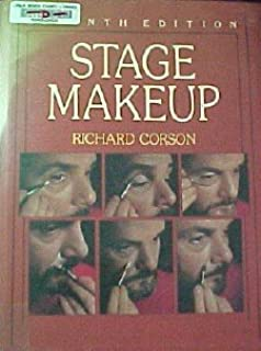 Stage Makeup, 7th Edition by Richard Corson (1986-08-01)
