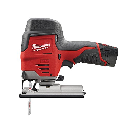 Milwaukee 4933431305 M12JS-0 Sierra Elèctrica, 12 V, Multicolor, Bare Unit, No Battery or Charger
