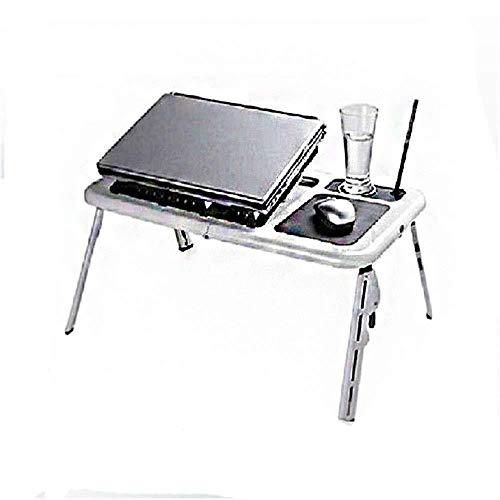 LF- Bureau de lit Pliant Suspendu Bureau d'écriture Petite Table Chambre Salon Plancher Table Facile à Ranger