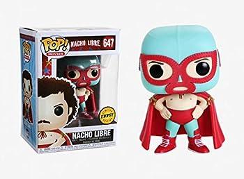 Funko Pop Movies  Nacho Libre - Nacho Libre Masked Chase