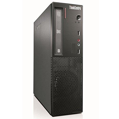 Lenovo ThinkCentre A70 2.93GHz E7500 SFF Negro PC - Ordenador de sobremesa (2.93 GHz, Intel® Core™2 Duo, 4 GB, 500 GB, DVD Super Multi DL, Windows 7 Professional)