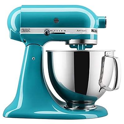 KitchenAid KSM150PSON Stand Mixers, 5 quart, Ocean Drive