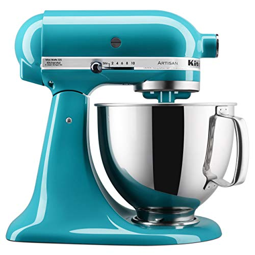 KitchenAid Stand Mixers, 5 quart, Ocean Drive