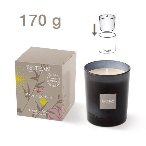 Estéban Esprit de the - Duftkerze 170 g Raumduft Kerze Esteban