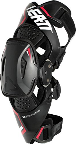 5018010102 - Leatt X-Frame Knee Brace M Black Red