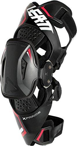 5018010102 - Leatt X-Frame Knee Brace M Black Red