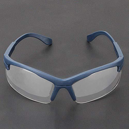 Gafas de Seguridad a Prueba de Polvo, con Lentes Resistentes al Desgaste Gafas Protectoras Transparentes a Prueba de Viento, Gafas Protectoras de Trabajo ecológicas para Surfear Trabajo