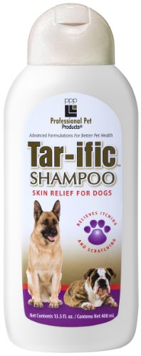 PPP Pet Tar-ific Skin Relief Shampoo, 13-1/2-Ounce