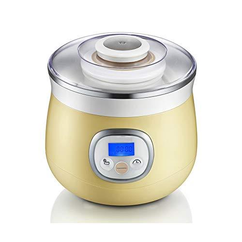 JYDQM Multifuncional Mini Yogur Máquina doméstica pequeña automática Antiguo Yogur de Natto