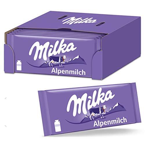 Mondelez Deutschland GmbH -  Milka Alpenmilch 24