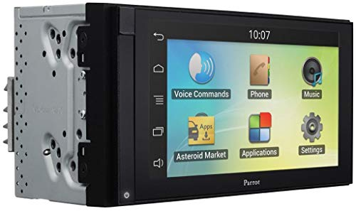Parrot Asteroid SMART | Bluetooth | USB | 6,2' TFT Display | 2-DIN Autoradio
