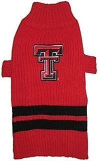 Pet Care Preferred Texas Tech Red Raiders Dog Sweater - Medium