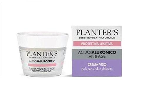 Planters ácido hialurónico crema facial protectora