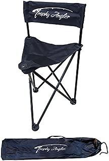 Trophy Angler Ice Chair 3-Leg Folding