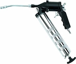 Lumax Silver LX-1161 360 Degree Continuous Cycle Air Grease Gun. It has a Maximum Operating Pressure of 6,000 PSI. Built for The Professionals