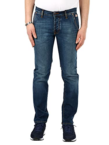 Roy Roger's - Jeans elias cut denim elast. carlin P21RRU006D0210005