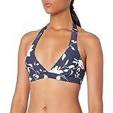 Seafolly Florence Halter Bra Parte de Arriba de Bikini, Multicolor (Indigo Indigo), 42 (Talla del Fabricante: 14) para Mujer