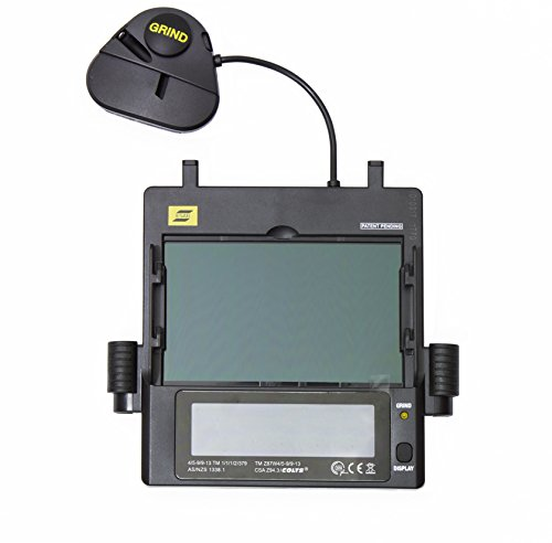 ESAB 0700000806 Auto-Darkening Filter Including 2 x CR2450 Lithium Battery)