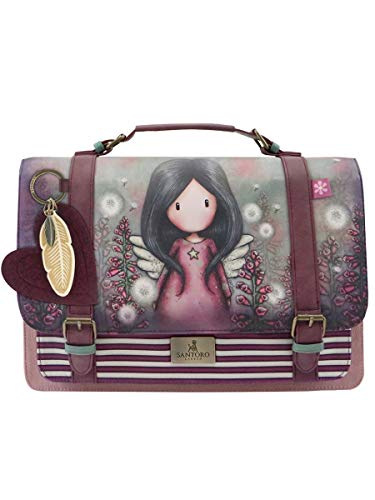 39 cm,Multicolor Bolso Gorjuss para ordenador Little Red Riding Hood