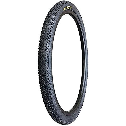 LHYAN Neumáticos de Bicicleta 24/26 / 27,5 x 1,95, neumático de Alambre de Cuentas de Bicicleta MTB para montaña, neumático de Campo traviesa de Bicicleta, 1 Unidad,27.5 * 1.95