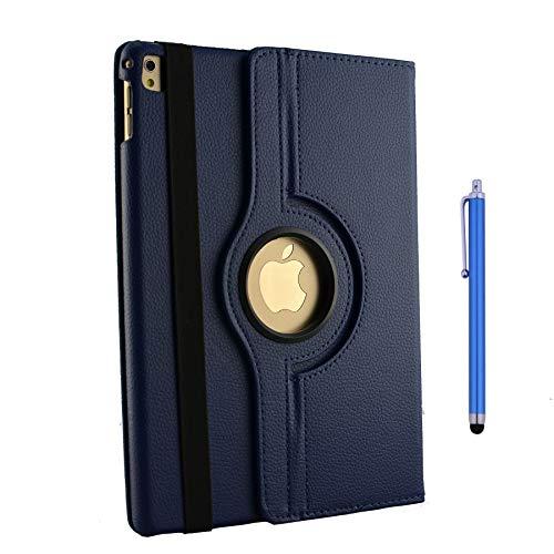 flyorigin iPad Mini 5 Mini 4 Custodia per Cover Case in Pelle PU La Rotazione a 360 Gradi Bene funzionante, Supporto per Tenere L'iPad sollevato, Magnetico per Sleep e Standby