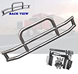 QSC Polished 304 Stainless Steel Deer Bumper Guard w/Bracket for Cascadia 08-17