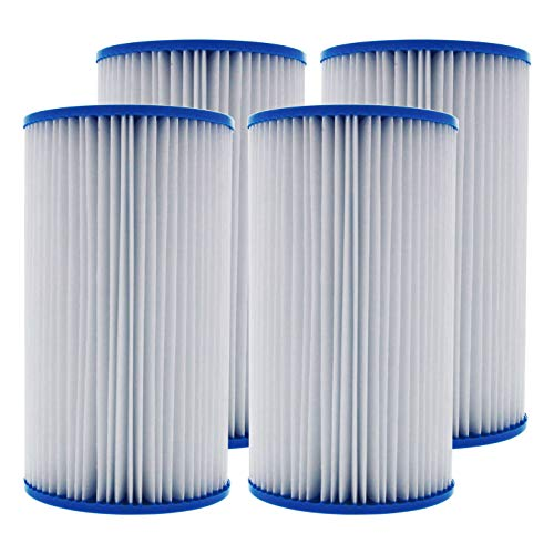 Tier1 Pleatco-PIN20, Unicel C-5315 Comparable Replacement Filter Cartridge 4-Pack