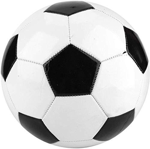 Plztou Fútbol Balón de Fútbol Balón de Fútbol Balón de Fútbol Partido Partido Partido Pelotas de Entrenamiento Estudiante Equipo Entrenamiento Match Balls (Color : Blanco, Talla : 1)