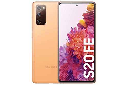 Samsung Galaxy SM-G780F 16,5 cm (6.5') 6 GB 128 GB 4G USB Type-C Naranja
