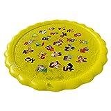 HINK Wat ER Coussin Gonflable Splash Sprinkler Pad Coussin d'eau extérieur Jouet, Kiddie bébé Piscine Maison et Jardin Produits de Salle de Bain