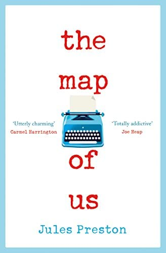The Map of Us The funny feel good fiction bestseller of the year product image