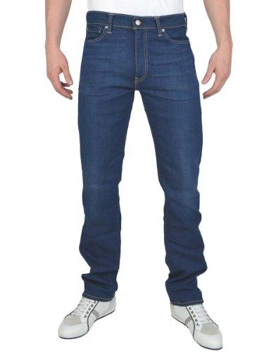 Levi's Herren 513 Slim Straight Fit Jeans, Blau (SUNNY BLUE), 34W / 34L