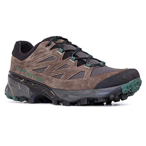 La Sportiva Trail Ridge Low Hiking Shoe, Mocha/Forest, 43