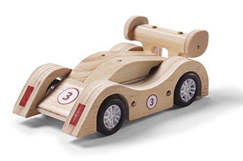 Red Tool Box Sports Car Building Kit