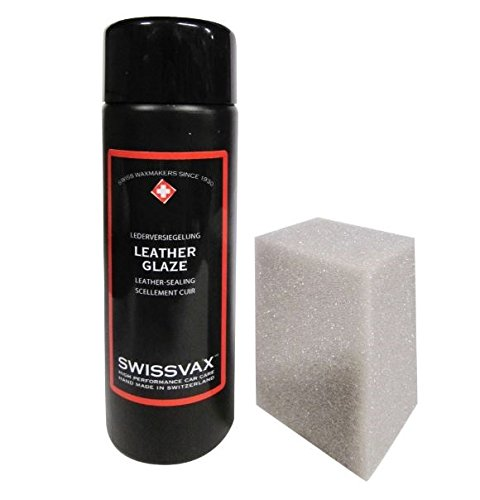 Swizöl 1043410 Leather Glaze Lederversiegelung, 150 ml