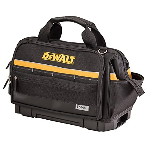 DeWalt DWST82991-1 DWST82991-1-Bolsa Cerrada TSTAK, Negro Y Amarillo
