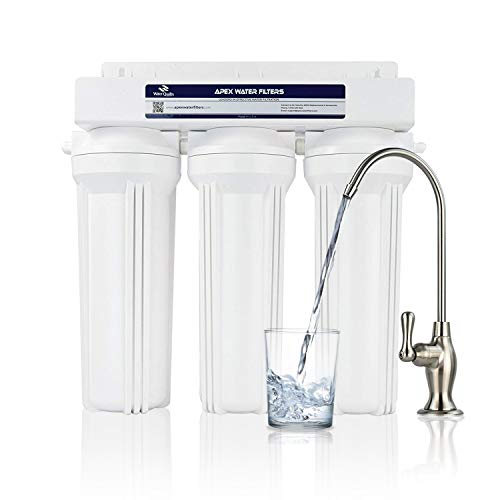Best Apex Counter Water Filters