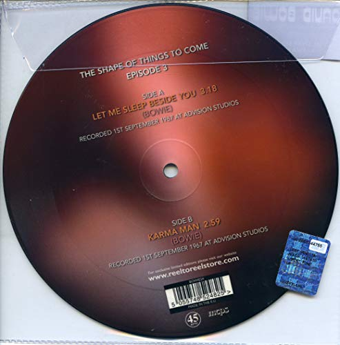 """Let Me Sleep Beside You (7"""" Picture Disc)"""