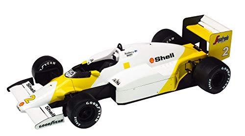 プラッツ/NuNu 1/20 マクラーレン MP4/2C 1986 ポルトガルGP プラモデル PN20001
