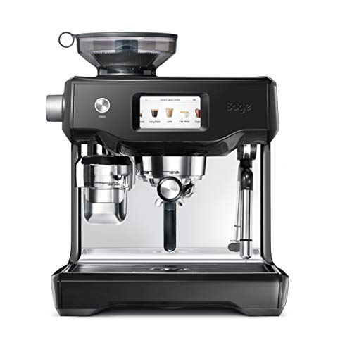 Sage Appliances SES990 espressomachine, zwart