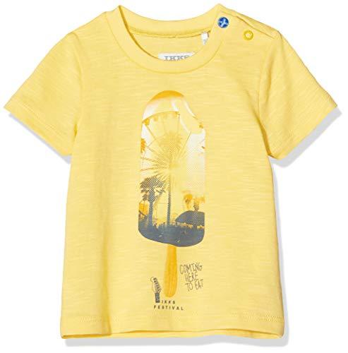 IKKS Junior baby-jongens thee Jaune Glace T-shirt