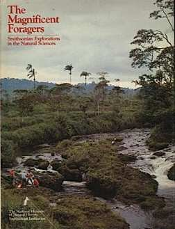 Hardcover The Magnificent Foragers. Book