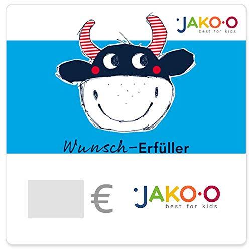 JAKO-O Gutschein Config - Gutschein per E-Mail