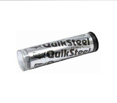 Cargo QuickSteel Stahlverstärkter Epoxy Reparatur Schweiss Metall